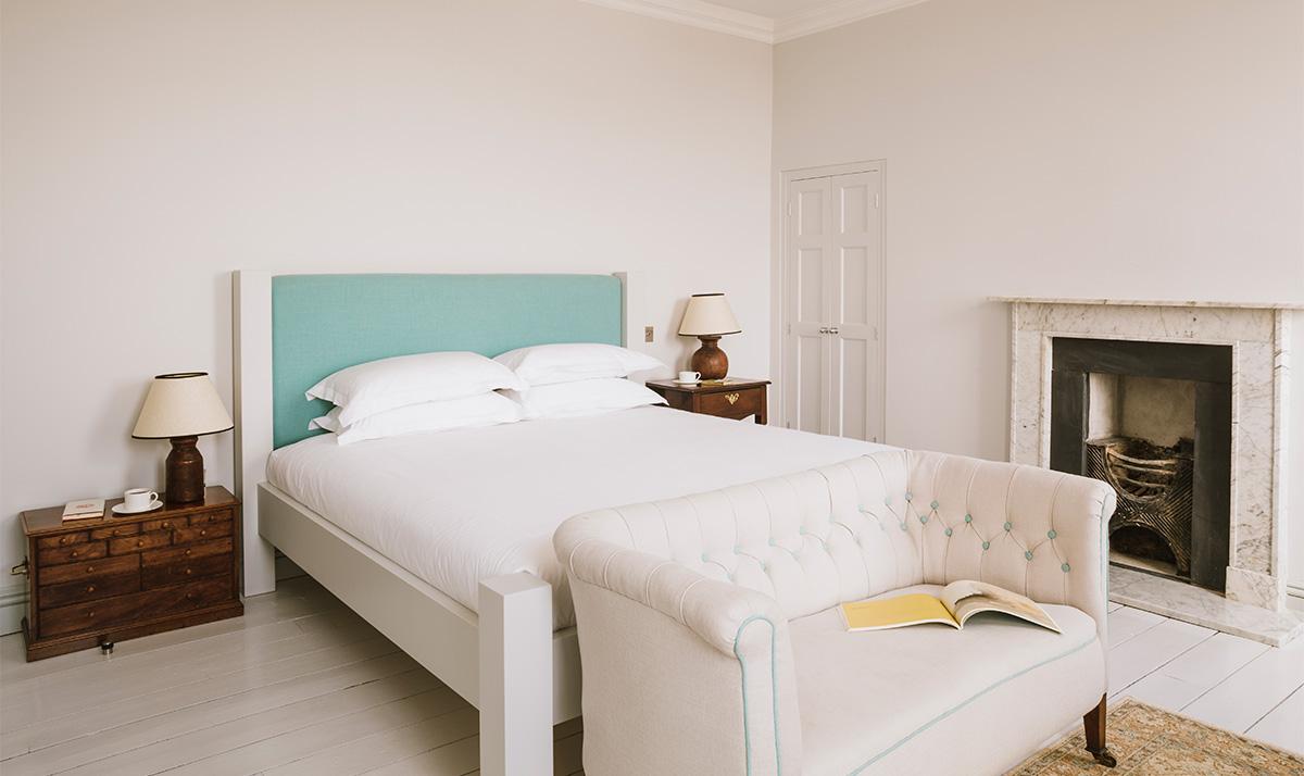 Bedroom one in Chapel House PZ
